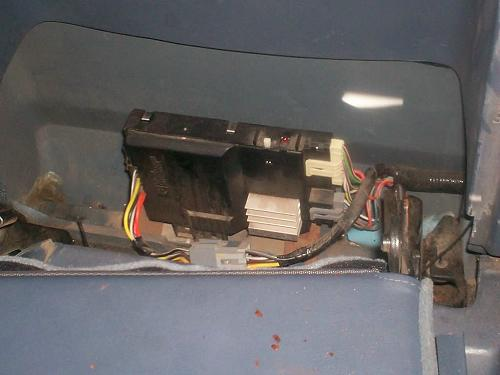 Ford Ranger 4WD Control Module