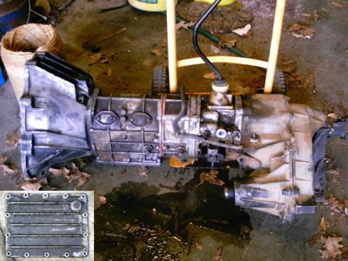 Ford Ranger Manual Transmissions  The Ranger Station