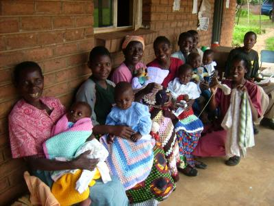 Woollies for Malawi – The Raven Trust