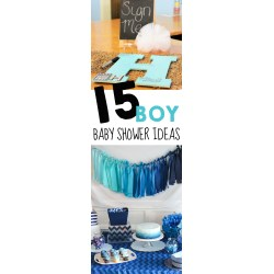 Small Crop Of Baby Shower For Boys