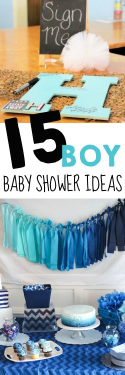 Small Of Baby Shower For Boys