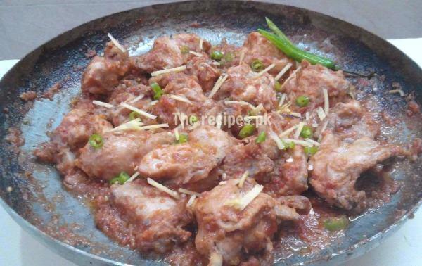 Authentic Lahori Karahi Recipe