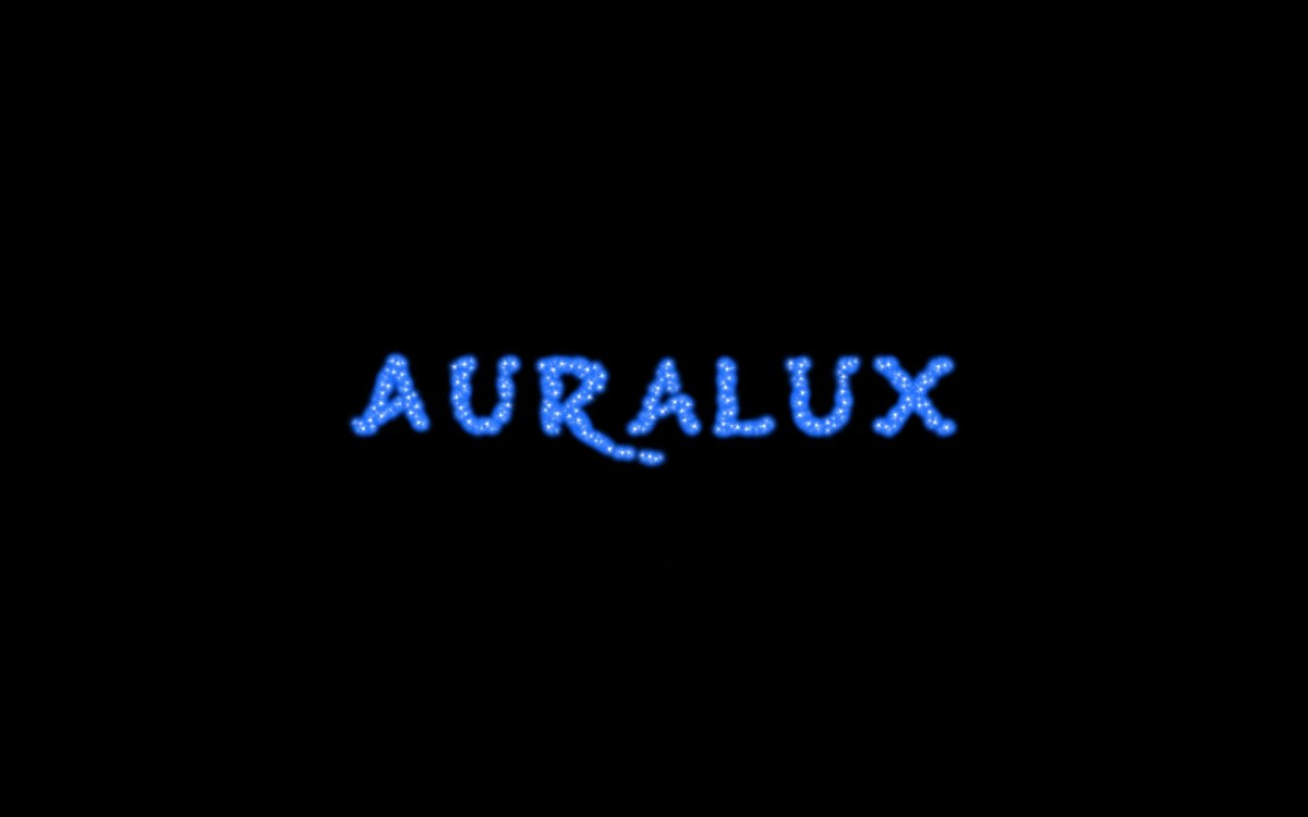 Auralux Screenshot Wallpaper Title Screen