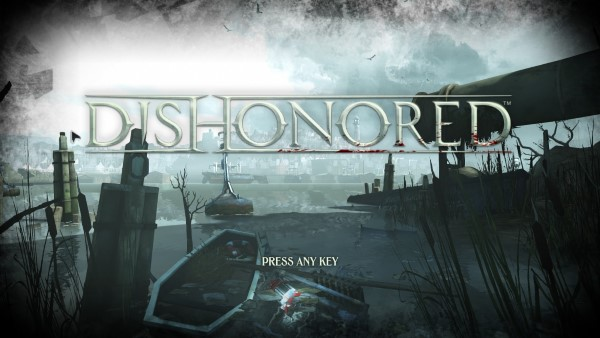 Dishonored Screenshot Wallpaper Title Screen600px