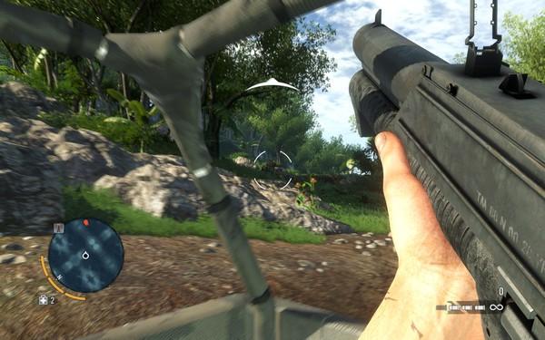 Far Cry 3 Screenshot Wallpaper Combat