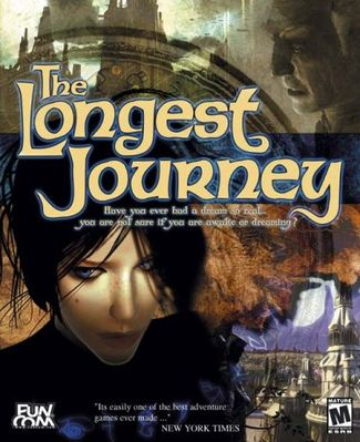 The Longest Journey Cover Shot