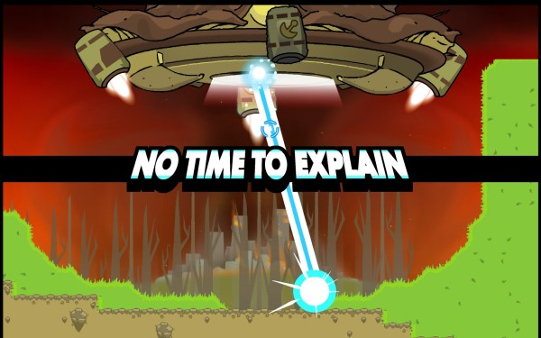 No Time To Explain Screnshot Wallpaper Intro Level