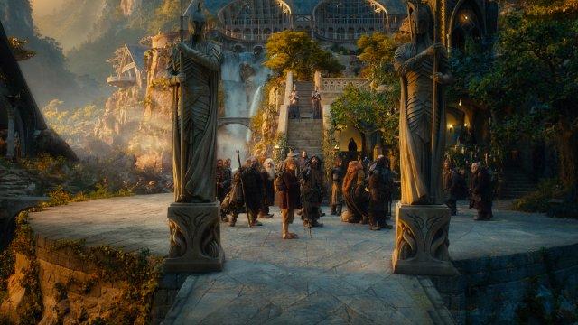 The Hobbit Rivendale