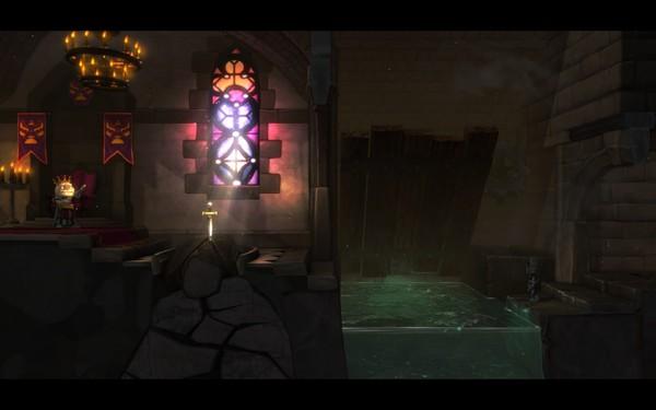 The Cave Screenshot Wallpaper Excalibur