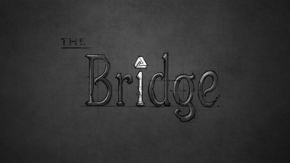 The Bridge Review Screenshot Wallpaper Title Screen