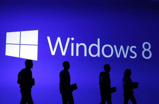 Windows 8 Shadows