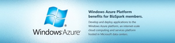 Azure BizSpark