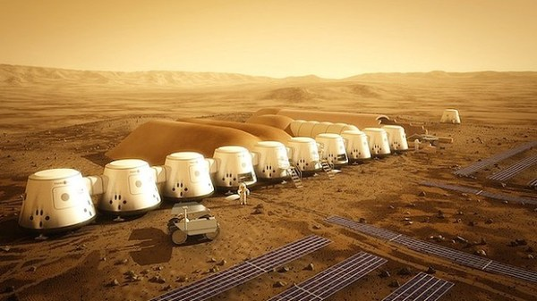 Mars One Colony