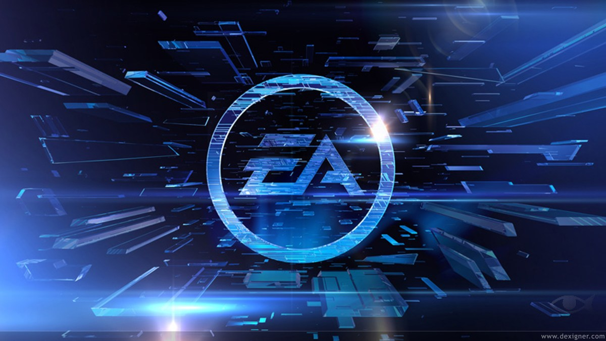 EA Shiney Logo