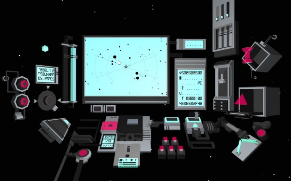 MirrorMoon EP Screenshot Wallpaper The Machine