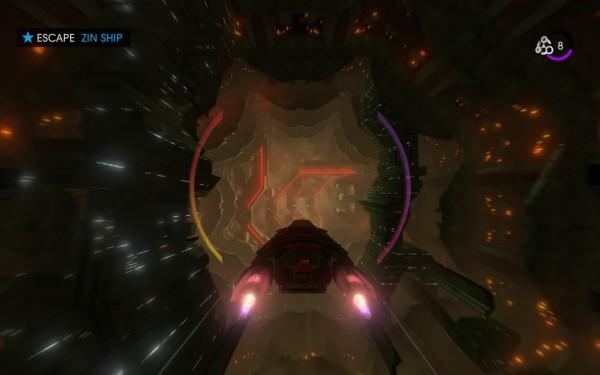 Saints Row IV Screenshot Wallpaper Escape Zin Ship