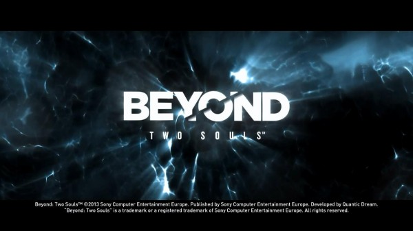 Beyond Two Souls  Review Screenshot Wallpaper Title Screen