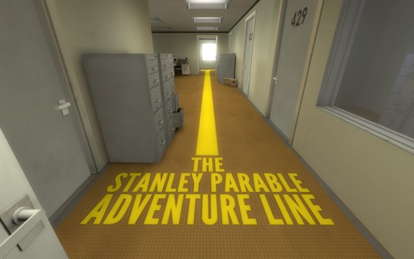 The Stanley Parable Review Screenshot Wallpaper The Adventure Line