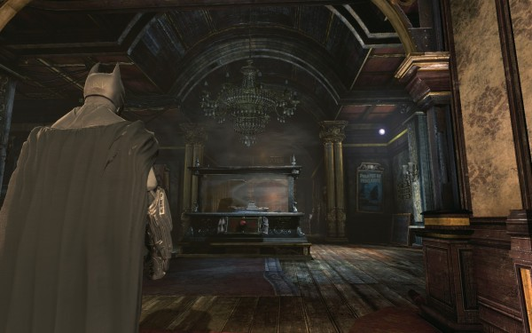 Batman Arkham Origins Review Screenshot Wallpaper Opening Scenes