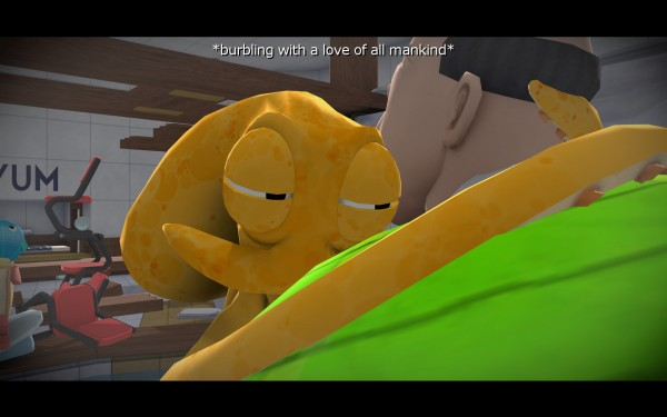Octodad Dadliest Catch Review Screenshot Wallpaper Frogiveness