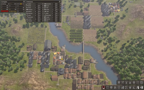 Banished Review Screenshot Wallpaper PROGRESS