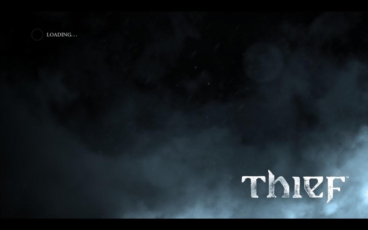 Thief Review Screenshot Wallpaper Title Screen