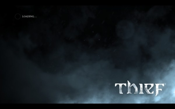 Thief Review Screenshot Wallpaper Title Screen
