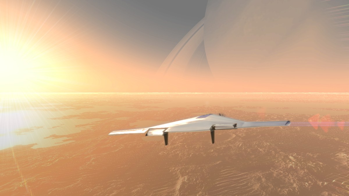 Venus Atmospheric Maneuverable Platform VAMP