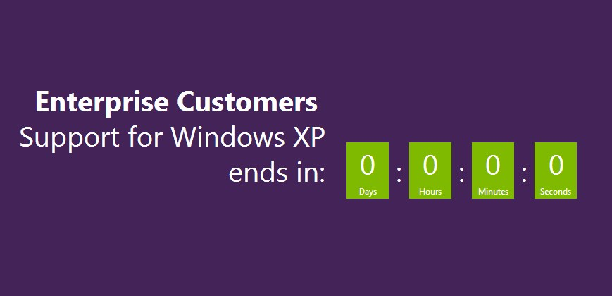 XP IS DEAD LONG LIVE WINDOWS