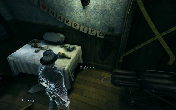 Murdered Soul Suspect Review Screenshot Wallpaper Posses The Table