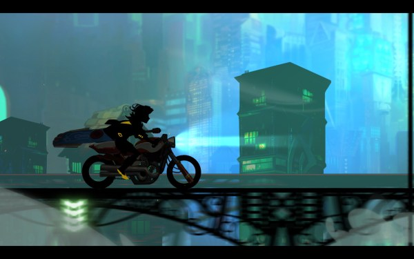 Transistor Review Screenshot Wallpaper You Went Left