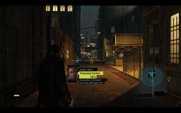 Watch Dogs Review Screenshot Wallpaper Potential Victims