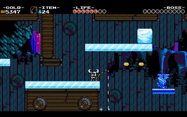 Shovel Knight Review Screenshot Wallpaper Fishing