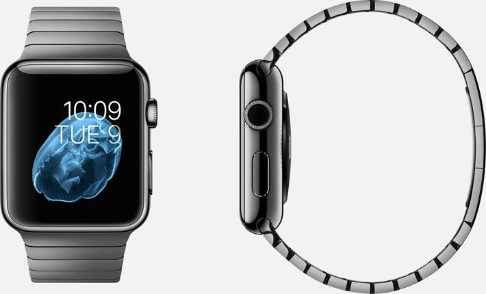 Apple Watch Space Black