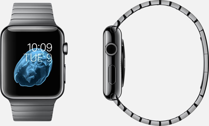 Apple Watch Space Black
