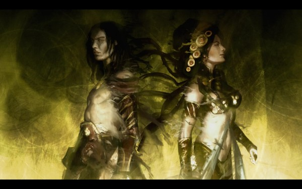 Lichdom Battlemage Review Screenshot Wallpaper The Twins