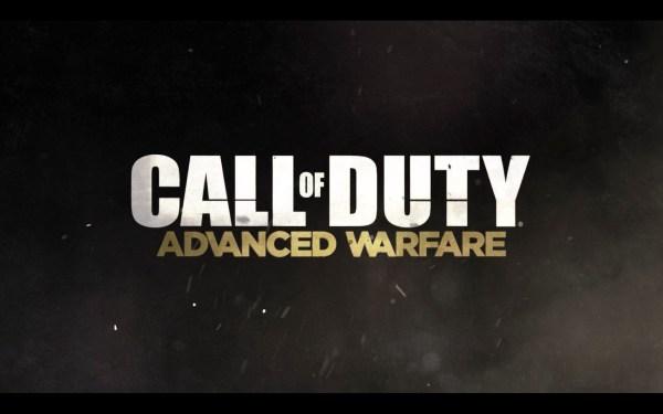 Call of Duty Advanced Warfare Screenshot Wallpaper Title Screen