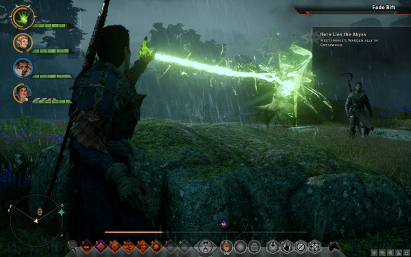 Dragon Age Inquisition Screenshot Wallpaper Closing Rifts