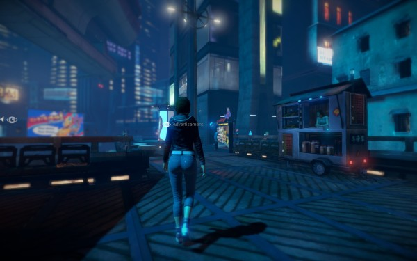 Dreamfall Chapters Review Screenshot Wallpaper Stark