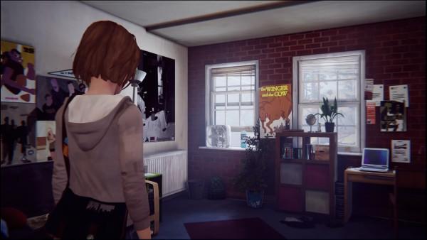 Life is Strange Review Screenshot Wallpaper Maxs Room