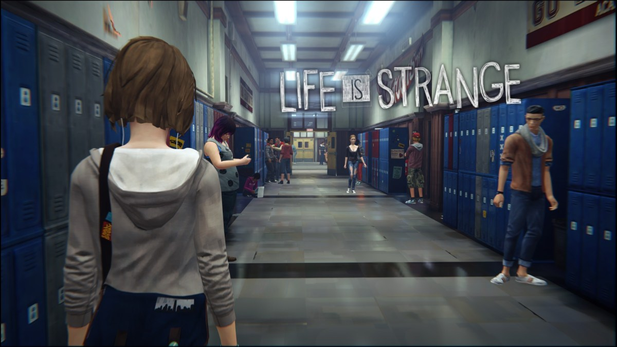 Life is Strange Review Screenshot Wallpaper Title Screen