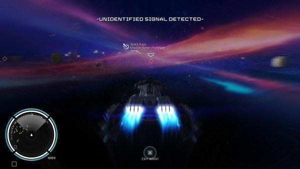 Rebel Galaxy Review Screenshot Wallpaper Long Warp to Nowhere