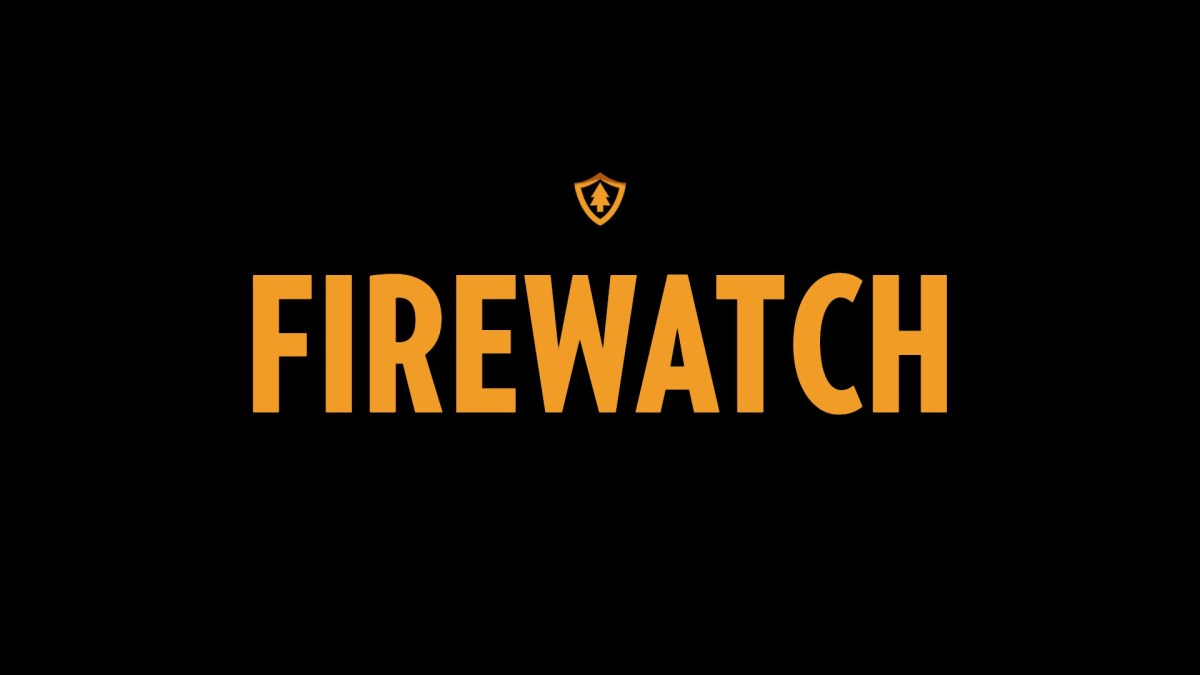 Firewatch Review Screenshot Wallpaper Title Screen