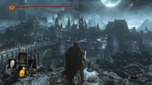 Dark Souls 3 Review Screenshot Wallpaper Irithyll of the Boreal Valley