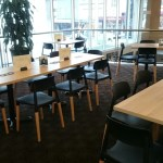 Bistro seating