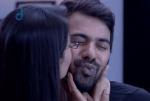 Pragya And Abhi Kiss