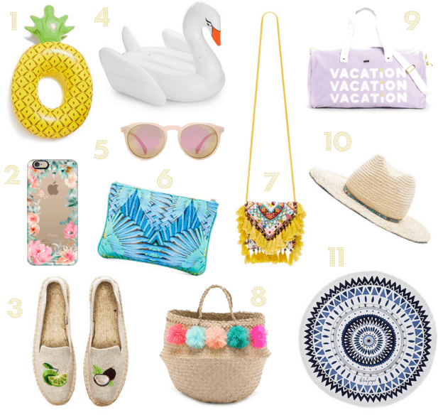 WEDNESDAY WANTS – VACATION STYLE