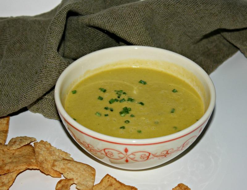 800 angle large zucchini soup