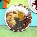 Chocolate Superfoods Smoothie Bowl