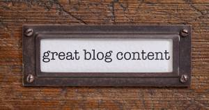 great blog content